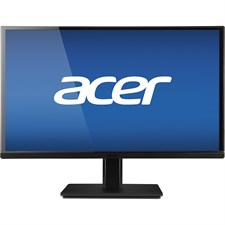 "Acer - H6 Series 23"" IPS LED HD Monitor - Black"